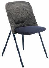 Chaise pliante Shift / Rembourrée - Tissu - Moooi
