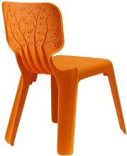 Chaise pour enfant ALMA de Magis, Jaune