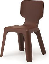 Chaise pour enfant ALMA de Magis, Marron