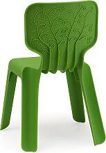 Chaise pour enfant ALMA de Magis, Vert