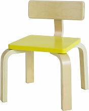 Chaise pour Enfant en Bois Bouleau Chaise Enfant
