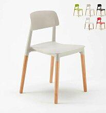 Chaise pour Salle à Manger Bar Design Moderne