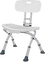 Chaise réglable de Tabouret de Salle de Bain