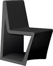 Chaise REST de Vondom, Anthracite