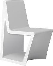Chaise REST de Vondom, Blanc