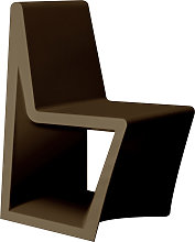 Chaise REST de Vondom, Bronze