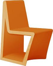 Chaise REST de Vondom, Orange