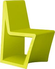 Chaise REST de Vondom, Pistache