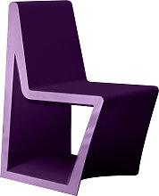 Chaise REST de Vondom, Plum