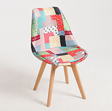 Chaise Synk Patchwork - Collage