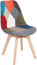 Chaise Synk Patchwork - Patchwork Clear