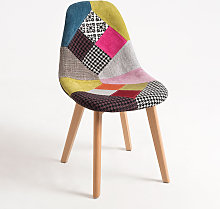 Chaise Synk Patchwork