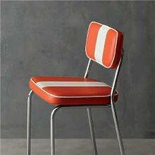Chaise vintage 2 coloris ATINA (lot de 2)