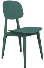 Chaise vintage - vert