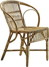 Chaise WENGLER de Sika Design, Naturel
