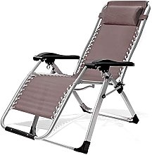 Chaise Zero Gravity Chaise inclinable Chaise