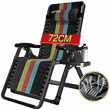 Chaises à gravité zéro, Chaise Longue Pliante