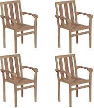 Chaises de Jardin empilables, Chaise empilable
