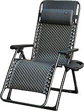 Chaises de Salon Patio Zero Zero Gravity Trefliner