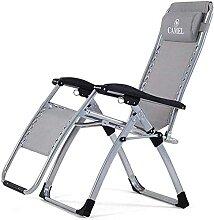 Chaises Zero Gravity, Chaise Longue Portable