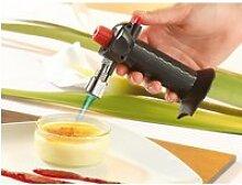 Chalumeau de cuisine à gaz
