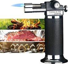 Chalumeau de cuisine - Chalumeau à gaz butane