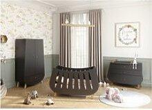 Chambre complète lit bébé commode à langer et