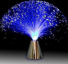 Changement de Couleur LED Fibre Optique Fontaine