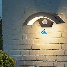 Chao Zan Applique Murale LED Exterieur avec