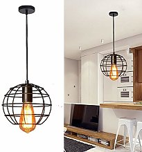 Chao Zan Rétro Lampe Suspension Vintage, E27