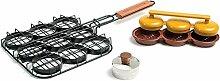 Charcoal Companion Kit de pour Hamburgers