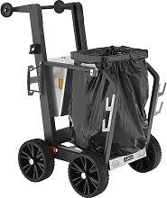Chariot à déchets / roule-poubelle ACCURATO pour