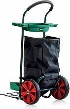 Chariot de jardin multifonction