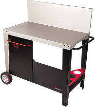 chariot pour plancha - 919147 - Somagic