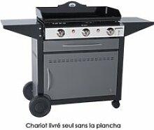 Chariot pour plancha - 925750 925750