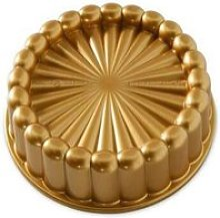 Charlotte moule à gâteau, taille unique, or