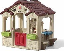 Charming Cottage Maison Enfant en Plastique  