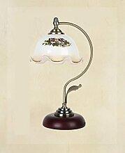 Chaud Retro-American Table Lampe Creative Study