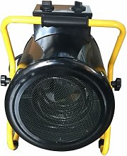 Chauffage électrique industriel 5000W 400V Level
