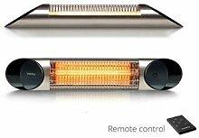 Chauffage infrarouge 1200 w, BLADEMINIG