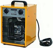 Chauffage Portable air pulsé électrique 3.3kW -