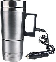 Chauffe-eau automatique en acier inoxydable, 300ml