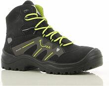 Chaussures de sécurité membranées montantes