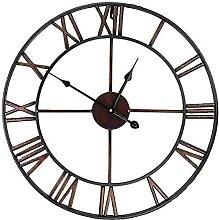 chazuohuaile Co.,ltd Horloge Murale Rétro 3D
