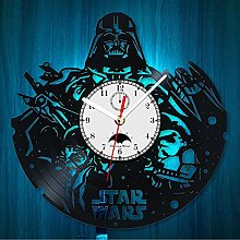 Cheemy Joint Star Wars Horloge Murale 12 Pouces