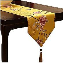 Chemin de table Drapeau de la table chinoise Zen