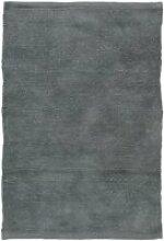 CHENILLE - Tapis en coton extra-doux gris nuage