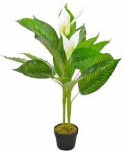 CHEZ'Contemporain - Plante artificielle à