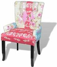 CHEZHOME🐳Scandinave- Fauteuil chaise en style