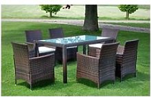 Chic meubles de jardin ligne nouakchott mobilier